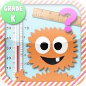 Kids Math-Measurement Worksheets(Kindergarten) free fraction worksheets