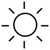 Weather Lock - Current temperature and weather conditions on your lock screen