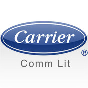 Carrier® Comm Lit cat carrier
