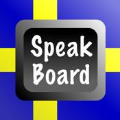 Swedish Speak Board