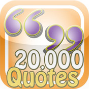 20,000 Quotable Quotes