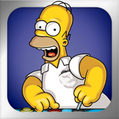 The Simpsons Arcade the simpsons tapped out