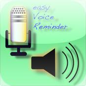 Easy Voice Reminder simple reminder program
