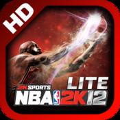 NBA 2K12 Lite for iPad