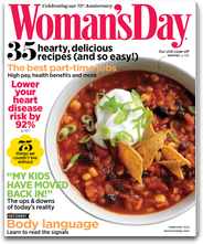Woman`s Day Magazine