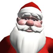 Happy Talking Santa