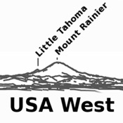 PeakFinder USA West