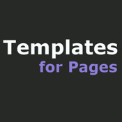 Templates for Pages 2003 access templates