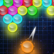 Bubble Shooter - Glow bubble birds 3
