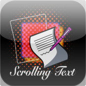 Scrolling Text Free scrolling text ticker
