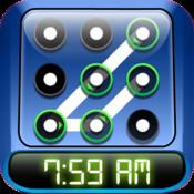 Dot Lock Alarm Clock