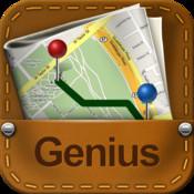 Brewster Genius Map