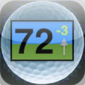 Golf Scores Counter scores