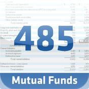 Mutual Fund SEC Data