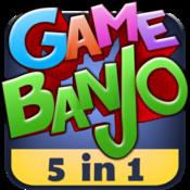 Gamebanjo (5-in-1 Games)