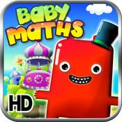 Baby Monster Math HD