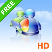 Air MSN Messenger HD