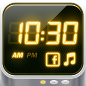Alarm Clock & Calendar