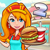 Amy`s Burger Shop 2 HD