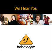 BEHRINGER Catalog 2012