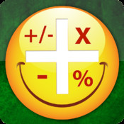 Emoticon Calculator teenage room theme