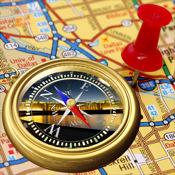 Canberra Map Offline