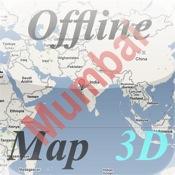 3D Offline Map Mumbai