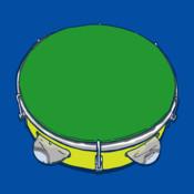 Pandeiro di Capoeira