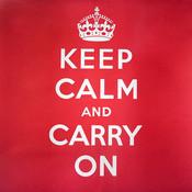 Keep Calm & Carry On™ HD