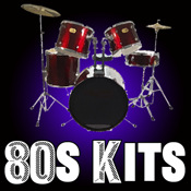 Finger Drums - 80s Kits marine first aid kits