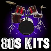 Finger Drums - 80s Kits marine first aid kits