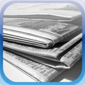 Custom News for iPad map canada physical