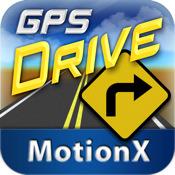 MotionX GPS Drive HD