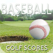 Baseball Golf Scores