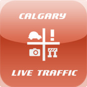 Calgary Live Traffic