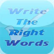 Write the Right Word