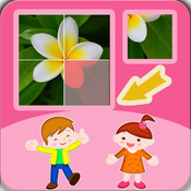 Picture Puzzle - Flower