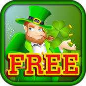 21 Lucky St. Patrick`s Day Blackjack Fun - Leprechaun Las Vegas Casino Pro