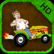 A Redneck Tractor Race HD