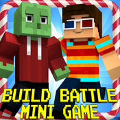 Build Battle : Mc Mini Game with Multiplayer