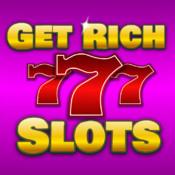 Get Rich Slots Born To Be a 777 Vegas Casino Jackpot Millionaire!