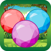 Ruby Rock Smash - Bejeweled Blitz Match , a Jewel Jam and Blocks Drop Matcher World Edition HD