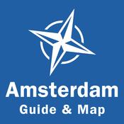 Amsterdam Travel Guide & Map Offline