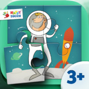 A Funny Job Puzzle - Set 2 - Kids Apps for toddlers and preschoolers - by Happy Touch Kids Games®