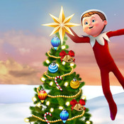 Decorate the Christmas tree with Elf on the Shelf®, Christmas Game