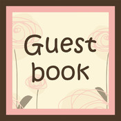 Guestbook - A must-have for any Photo Booth!