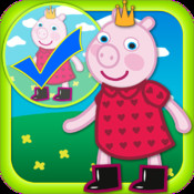 A Happy Pig Family Party Copy Dress Maker - Kids Game - Advert Free 5star game copy 1 5