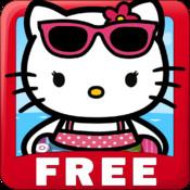 Hello Kitty edition. Summer Dress Up