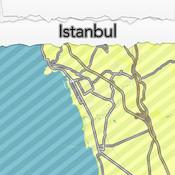 Istanbul Map Offline - MapOff