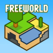 Freeworld - Multiplayer Block Game